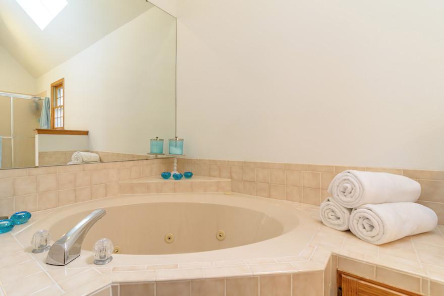 bathroom real estate photo