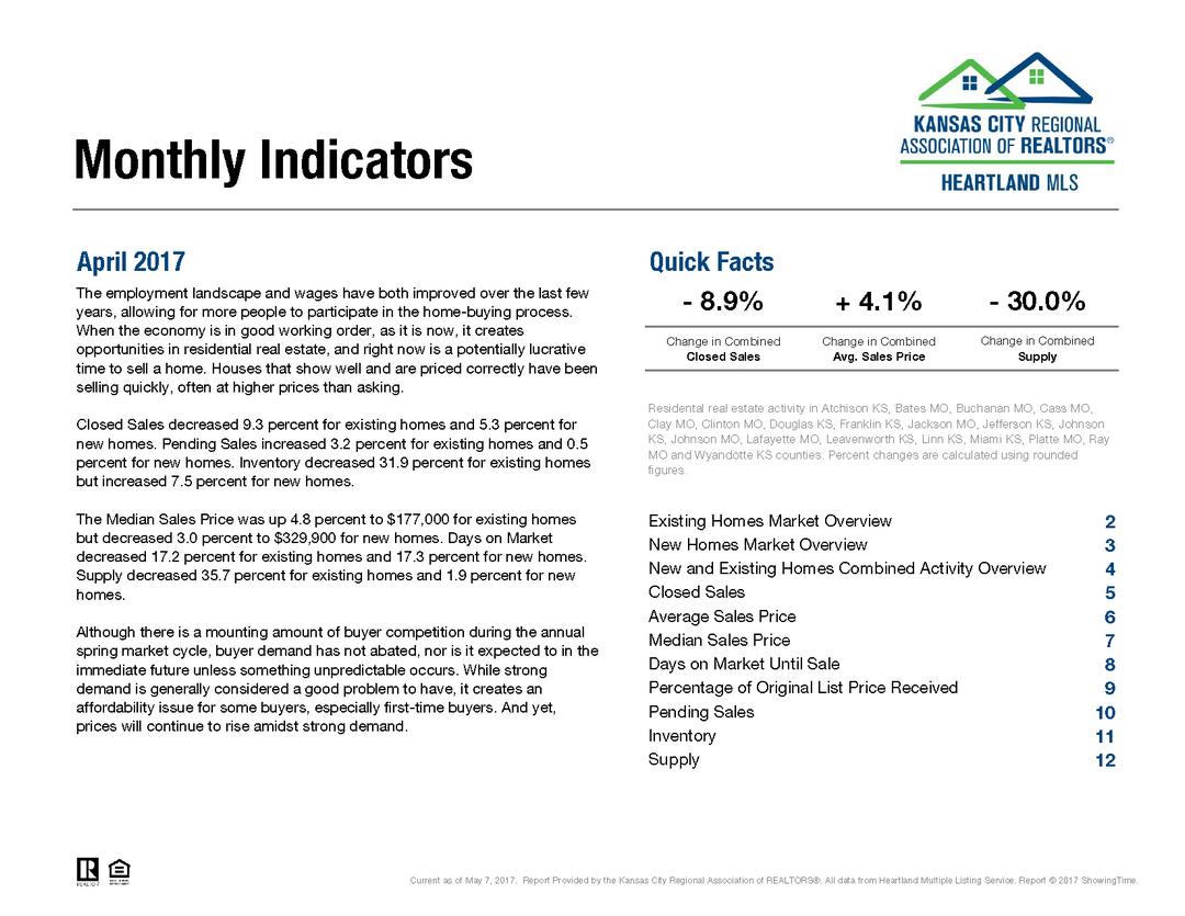 April 2017 Kansas City Housing Report (1)