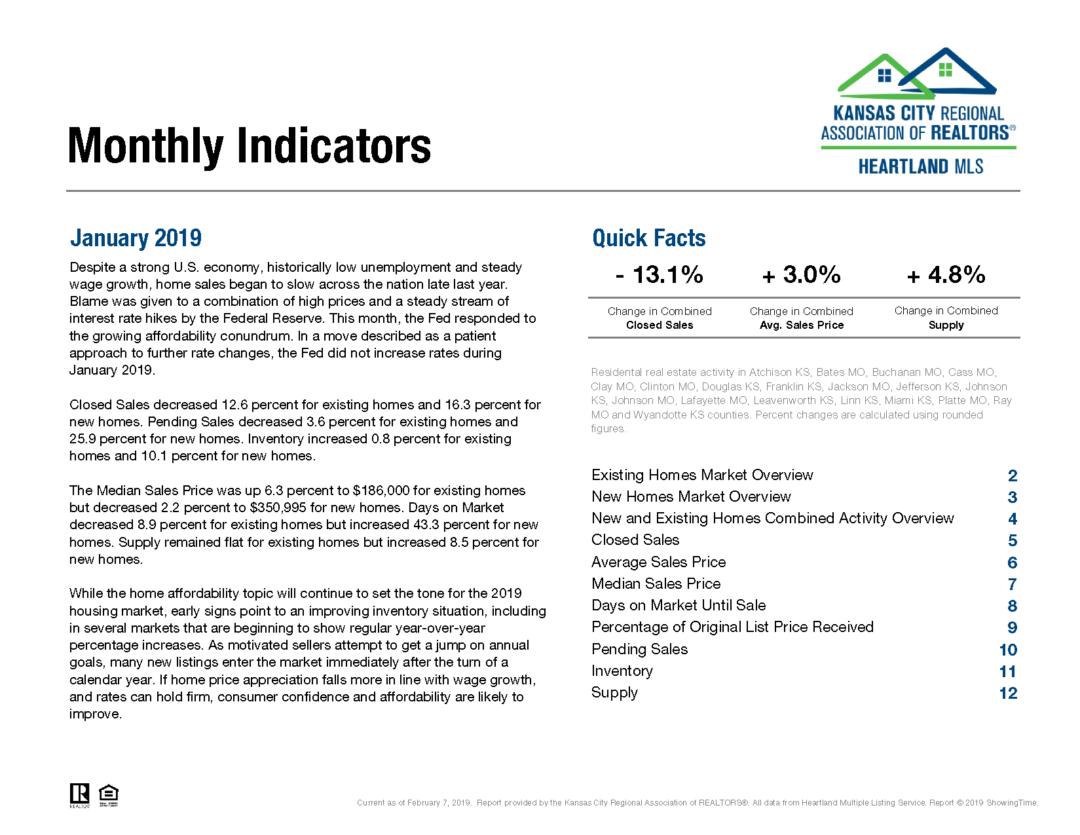 Kansas City Housing Market Report January 2019_Page_01